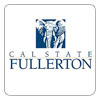 California State University at Fullerton logo